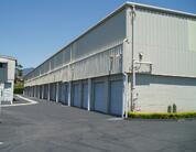 Build Up on single story Self Storage Buildings