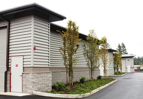 Self Storage Roofing and Siding