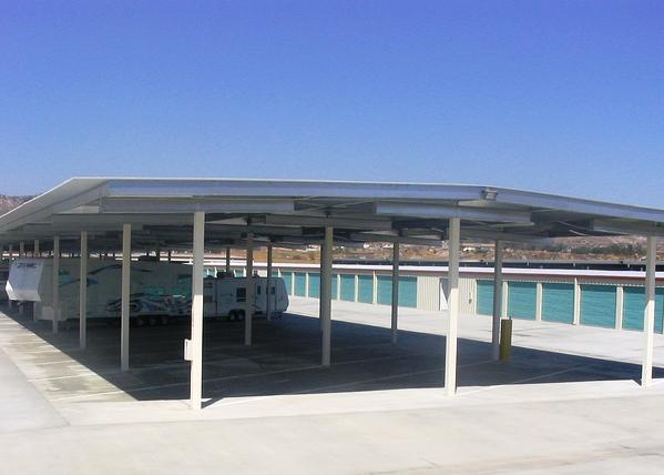 Boat & RV Canopy Storage