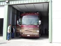 Fully Enclosed RV Storage Buildings