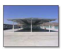 Boat & RV Storage Canopy