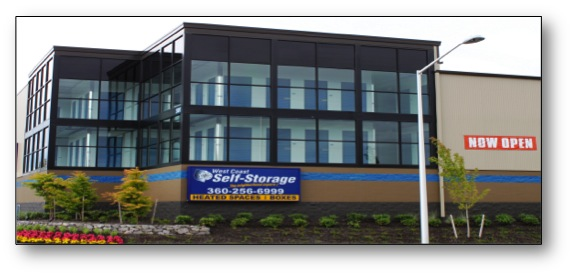 Multi Story Self Storage Building