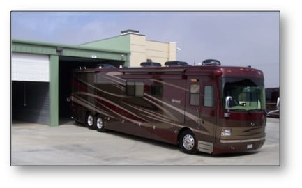 Enclosed Boat and RV Storage & Boat and RV Storage| Boat/RV Storage Buildings and Steel Canopies