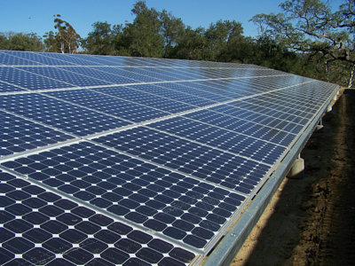 Solar Panels Generate Revenue