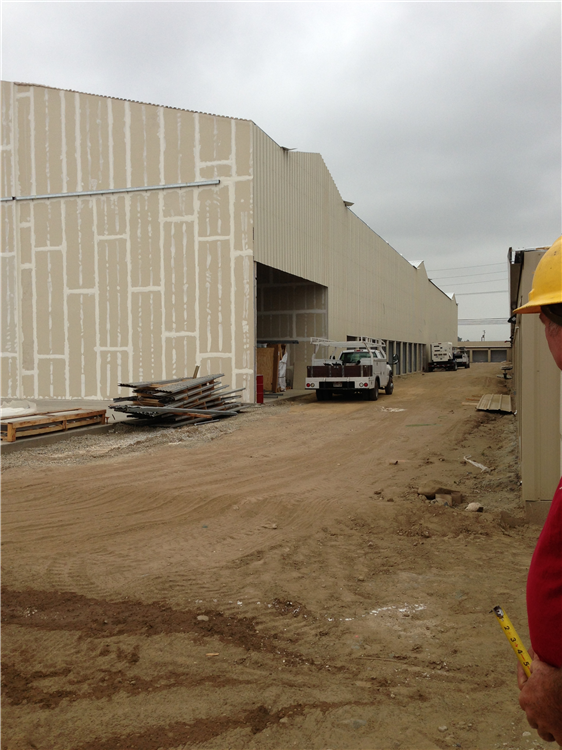 At Montgomery Self-Storage in Oxnard, CA