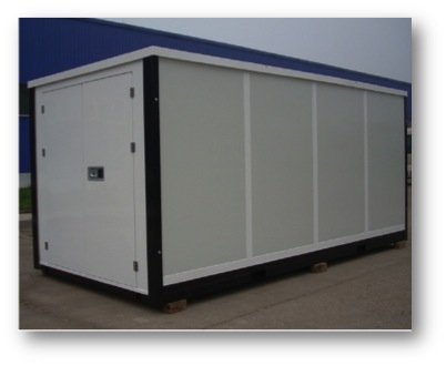Mako Steel portable storage