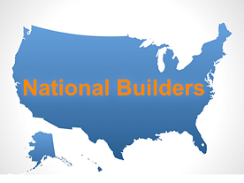 map of United States - National Builders-2